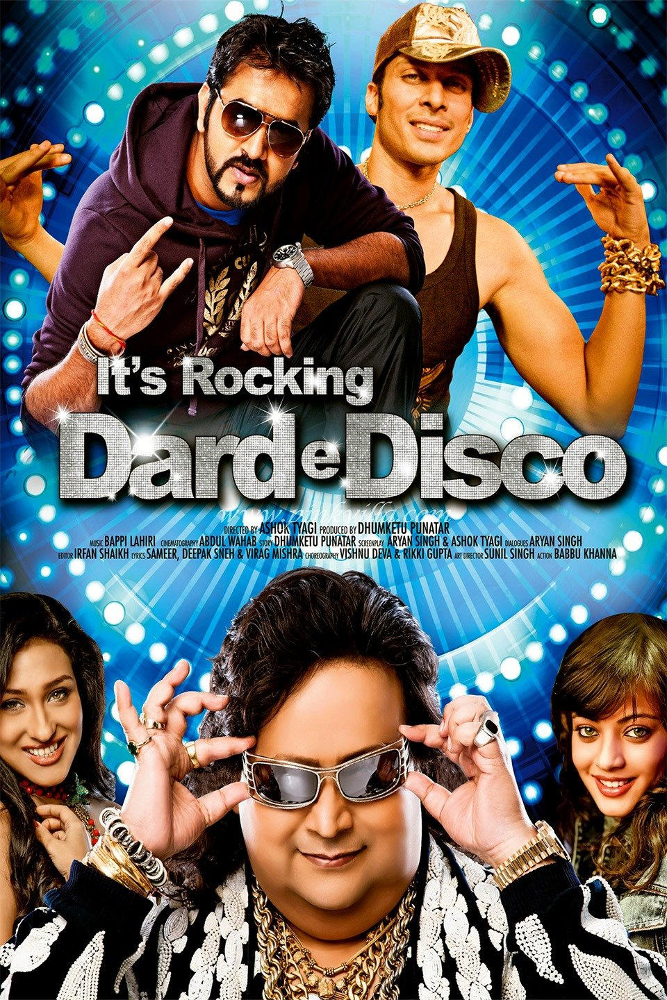 It's Rocking Dard-E-Disco - Bappi Lahiri